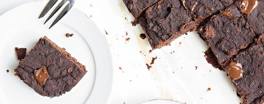 Brownie: Gezonde variant