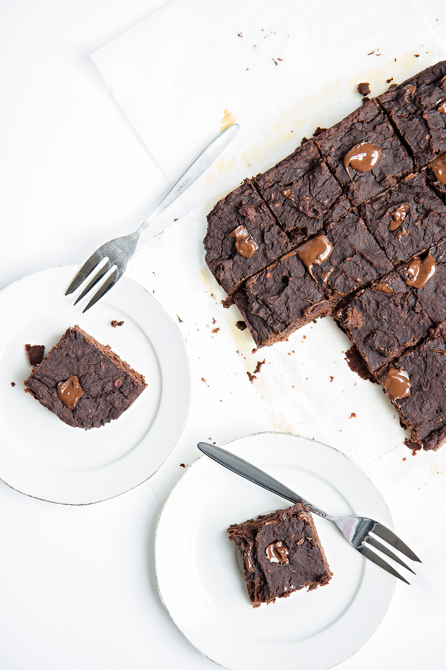 brownie zonder suiker