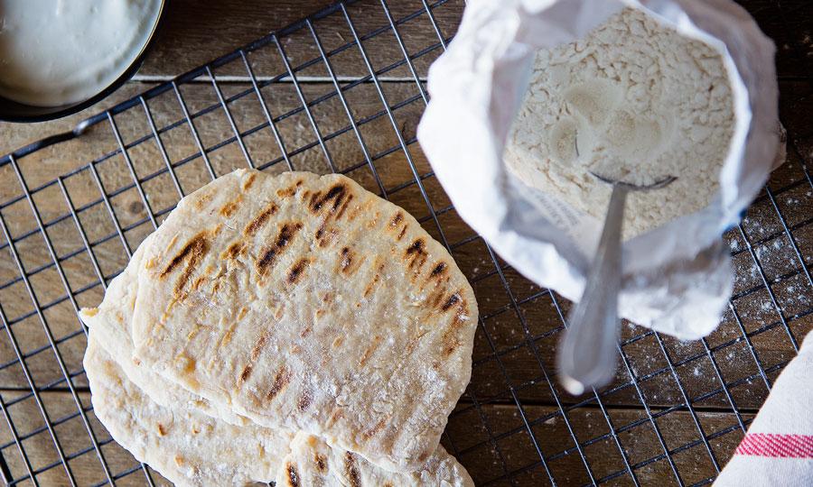Naanbrood: zelf maken