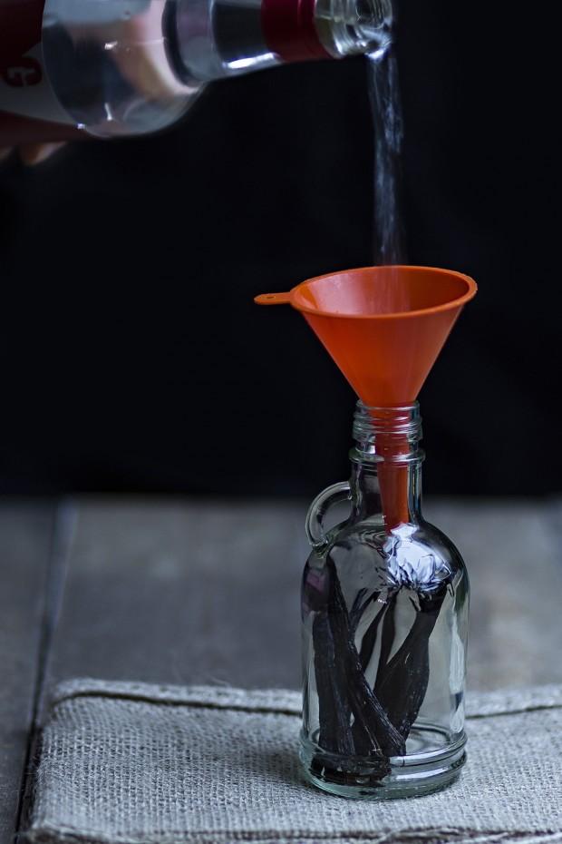 vanille extract maken