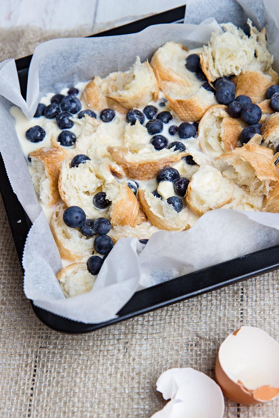 Blueberry cream cheese pudding (8)C