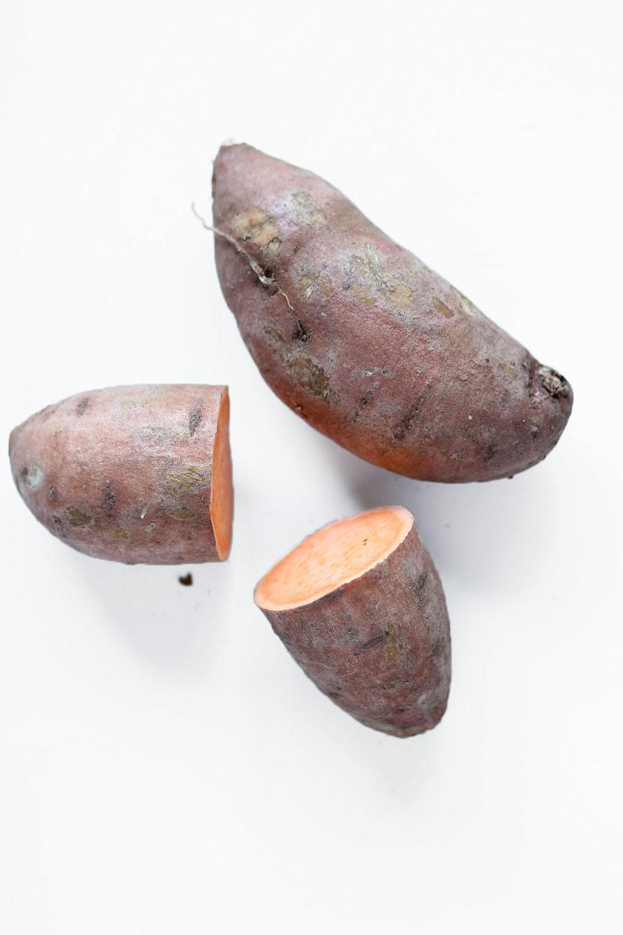 kitchen essentials zoete aardappel