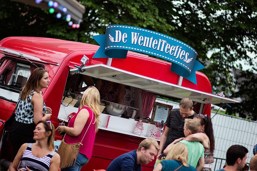 Food truck festival TREK 2015 Enschede